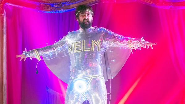 Nick Helm's Heavy Entertainment on DVD